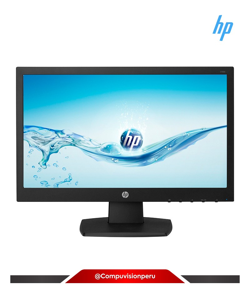 MONITOR 18.5 LED HP V194 60HZ 5MS V5E94AA#ABM